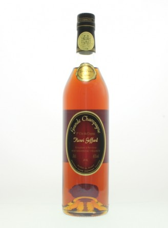 Henri Geffard Grande Champagne Très Vieux Cognac