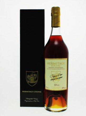 Hermitage 10 Year Old Grande Champagne Cognac