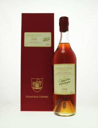 Hermitage 1918 Grande Champagne Cognac