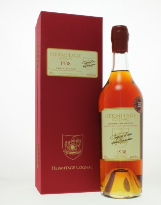 Hermitage 1938 Grande Champagne Cognac
