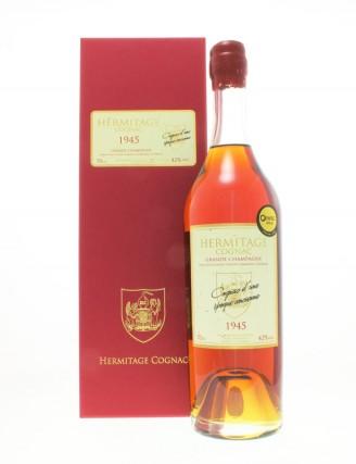 Hermitage 1945 Grande Champagne Cognac