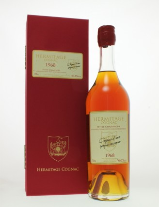 Hermitage 1968 Petite Champagne Cognac