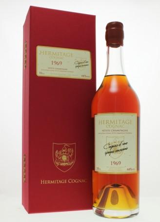 Hermitage 1969 Petite Champagne Cognac