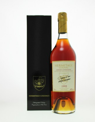 Hermitage Chez Richon 1995 Grande Champagne Cognac