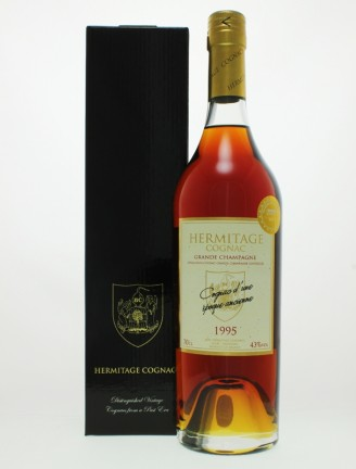 Hermitage 1995 Grande Champagne Cognac
