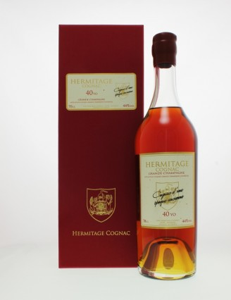 Hermitage 40 Year Old Grande Champagne Cognac