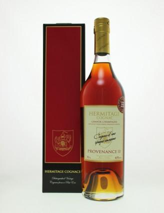 Hermitage Provenance 10 Grande Champagne Cognac