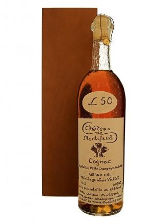 Château de Montifaud Héritage Louis Vallet 50 Year Old Petite Champagne Cognac