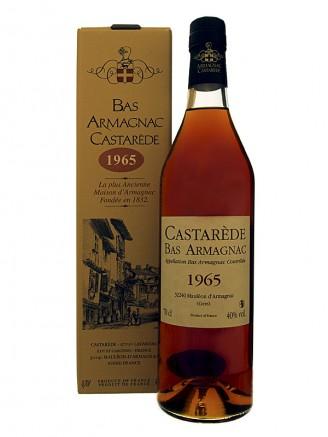 Castarède 1965 Bas Armagnac