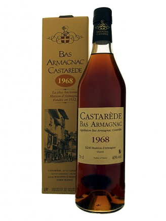 Castarède 1968 Bas Armagnac