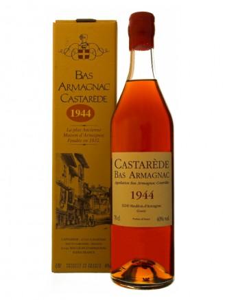 Castarède Vintage 1944 Bas Armagnac