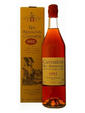 Castarède Vintage 1952 Bas Armagnac