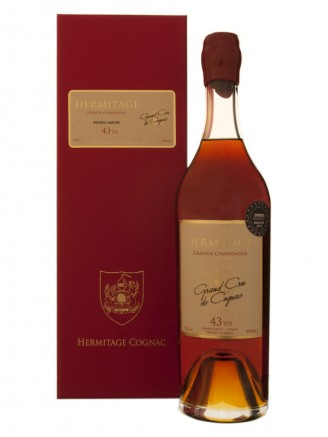 Hermitage 43 Year Old Grande Champagne Cognac