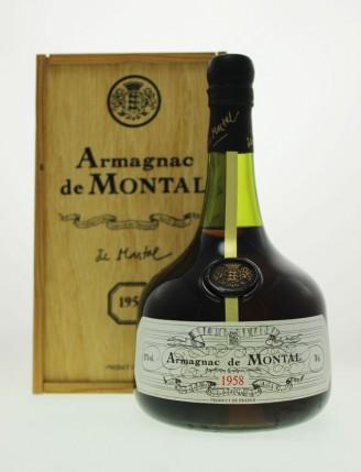 Montal 1958 Bas Armagnac