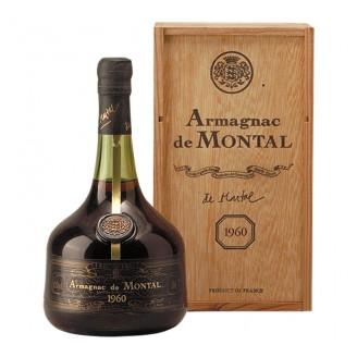 Montal Vintage Armagnac 1960 Special Edition