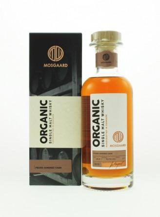 Mosgaard Organic Single Malt Pedro Ximenez Cask Whisky