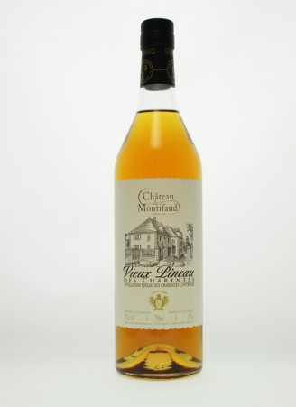 Chateau Montifaud Pineau des Charentes White 10 Year Old