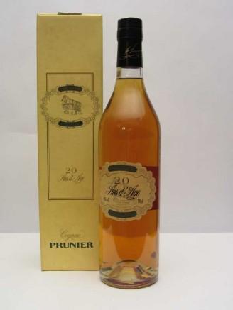 Prunier 20 y.o. Cognac