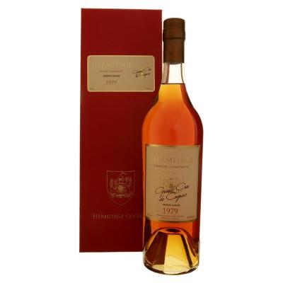 Hermitage 1979 Grande Champagne Cognac
