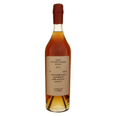 La Fine Goule 1972 Petite Champagne Cognac