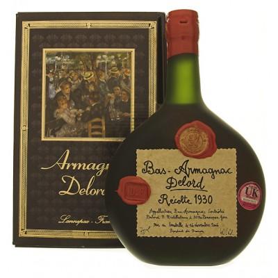 Delord 1930 Bas Armagnac