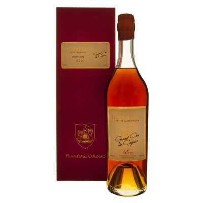 Hermitage 65 Year Old Petite Champagne Cognac