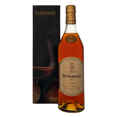 Delamain 1969 Grande Champagne Cognac
