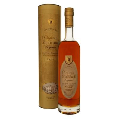 Cognac Chateau Montifaud VSOP Petite Champagne