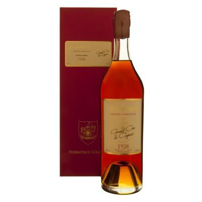 Hermitage 1928 Grande Champagne Cognac