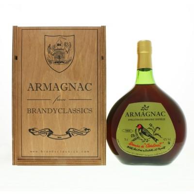 Domaine du Cardinat 1954 Bas Armagnac