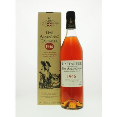 Castarède 1946 Bas Armagnac
