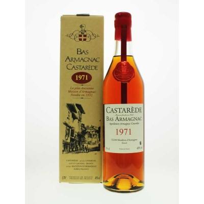 Castarède 1971 Bas Armagnac