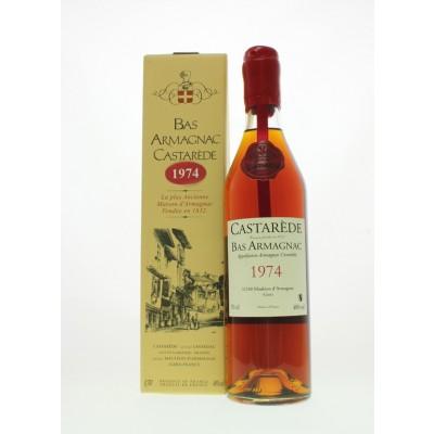 Castarède 1974 Bas Armagnac