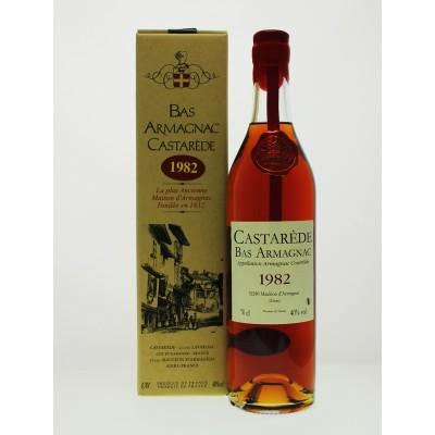 Castarède 1982 Bas Armagnac