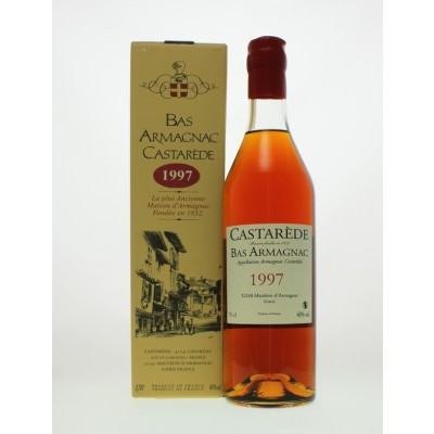 Castarède 1997 Bas Armagnac