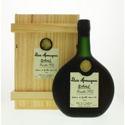 Delord 1955 Bas Armagnac