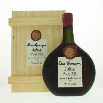 Delord 1969 Bas Armagnac