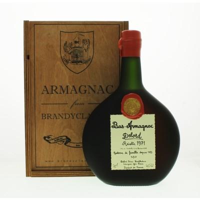 Delord 1971 Bas Armagnac