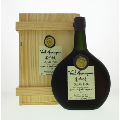 Delord 1976 Bas Armagnac