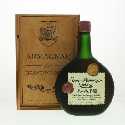 Delord 1980 Bas Armagnac