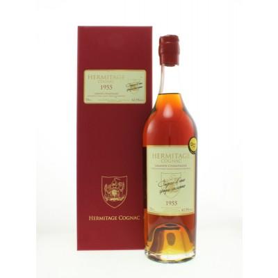 Hermitage 1955 Grande Champagne Cognac