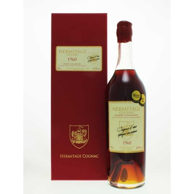 Hermitage 1960 Grande Champagne Cognac