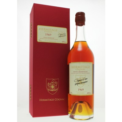 Hermitage 1969 Petite Champagne Cognac