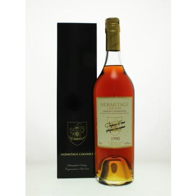 Hermitage 1990 Grande Champagne Cognac