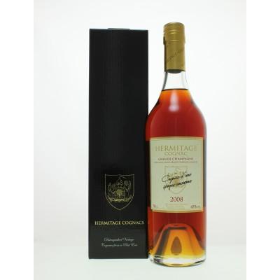 Hermitage 2008 Grande Champagne Cognac