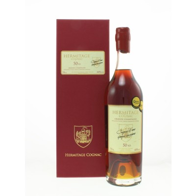 Hermitage 50 Year Old Grande Champagne Cognac