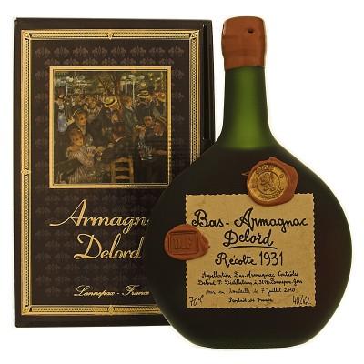 Delord 1931 Bas Armagnac