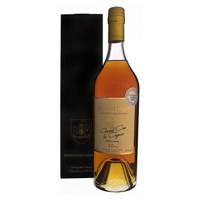 Cognac Hermitage 10 y.o. Jarnac-Champagne Grande Champagne