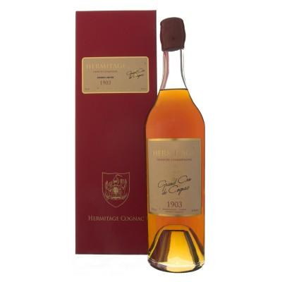 Hermitage 1903 Grande Champagne Cognac
