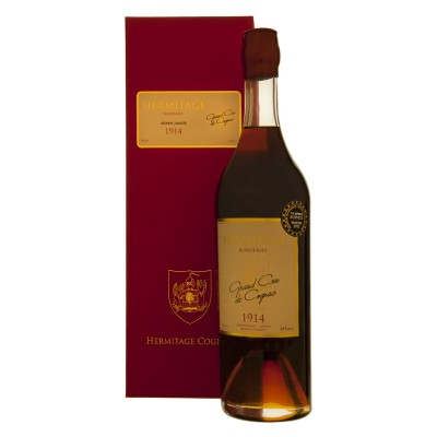 Hermitage 1914 Borderies Cognac